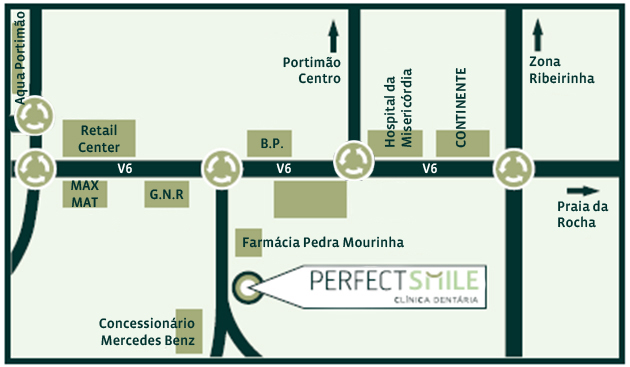 Perfect Smile Map