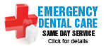 Dental Emergency at PERFECT SMILE Dental Clinic